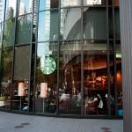スターバックスコーヒー、大阪ちゃやまちアプローズタワー店は接客が良いと評判のお店。