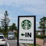 スターバックスコーヒーでのFree Wi-Fiが各種SNSアカウントで利用可能に!
