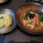 絶品!スープカレー。北海道富良野市の「ふらのや」。