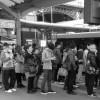 京都JRバスの運転手さんの接客がステキで、ますます京都が好きになりました。
