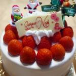 2014年、我が家のクリスマスケーキまとめ。