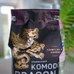 スターバックスのおすすめコーヒー豆。コモド・ドラゴン・ブレンド。