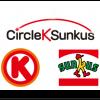 サークルK&サンクス。ファミリーマートに1本化され名称消滅か。