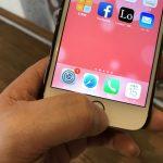 次期iPhone8は、ディスプレイ上で指紋認証が出来てしまう?