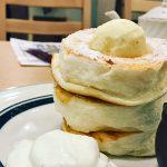 [地元グルメ] パンケーキのgram、金沢東急スクエア店でついに「プレミアムパンケーキ」を食べた!!