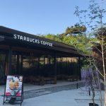 スターバックスの新店舗、京都宇治平等院表参道店に行って来た。侘び寂びの素敵なお店でした。