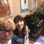 [地元グルメ] 粟津駅前「ペティ・ルゥ」で結婚記念日ディナー。また1年、がんばろー!